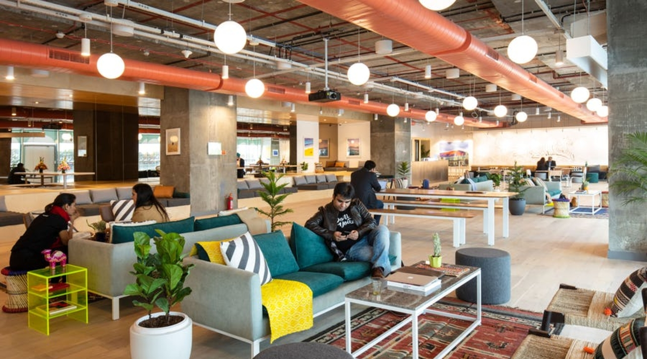 Wework, Office leasing, New office leases, Commercial office space, Emabassy quest