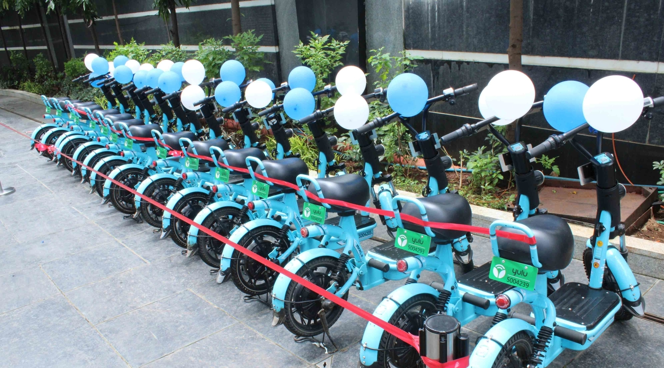 Electric Bikes, Electronic mobility service provider, Brookfield Properties, Yulu, Equinox