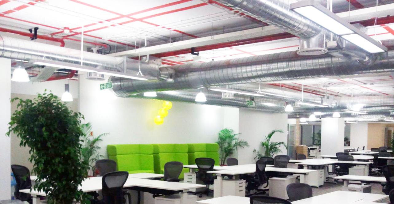 Facebook office in Hyderabad
